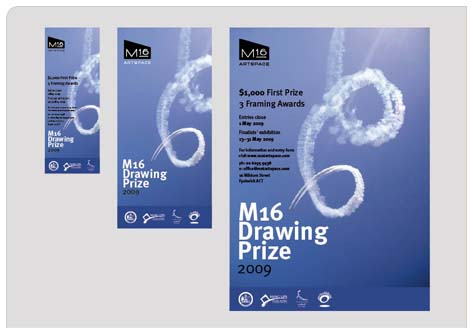 fadstudios design - M16 drawing prize