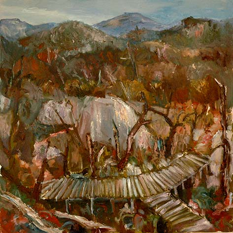 Rob Riley - Hanging Rock, Tidbinbilla